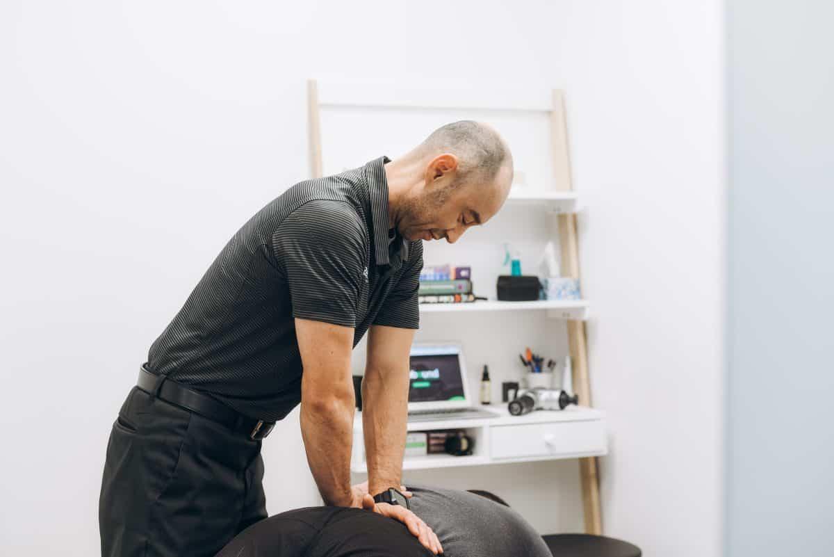 Rebound Sport & Spine Clinic - exercise